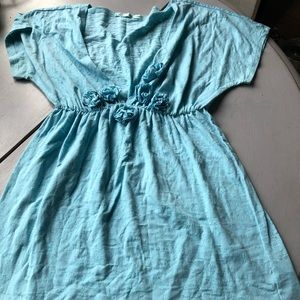 Maurices Size Medium Babydoll Style Top